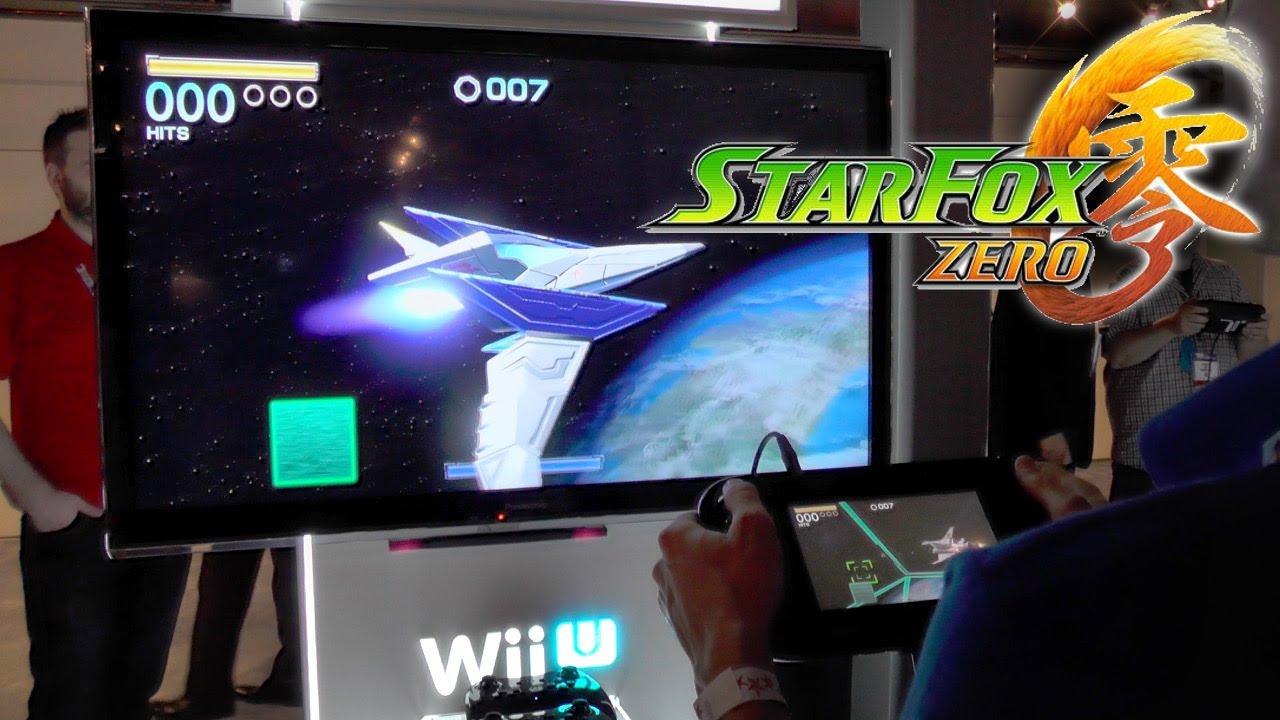 Star Fox Zero – Let's Play Hands On