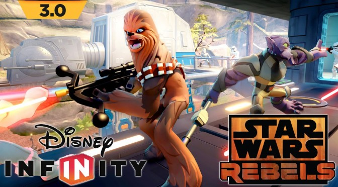 Star Wars Rebels in Disney Infinity 3.0 – Analysis