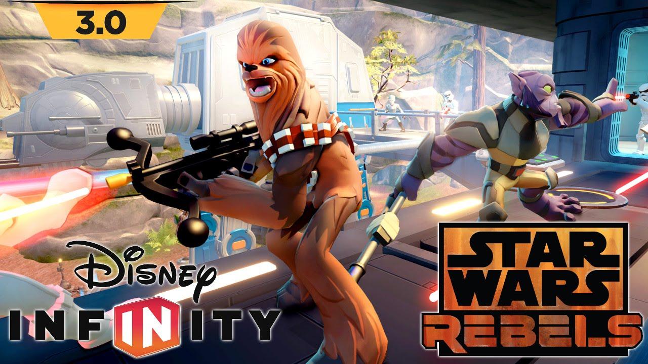 Star Wars Rebels in Disney Infinity 3.0 – Analysis