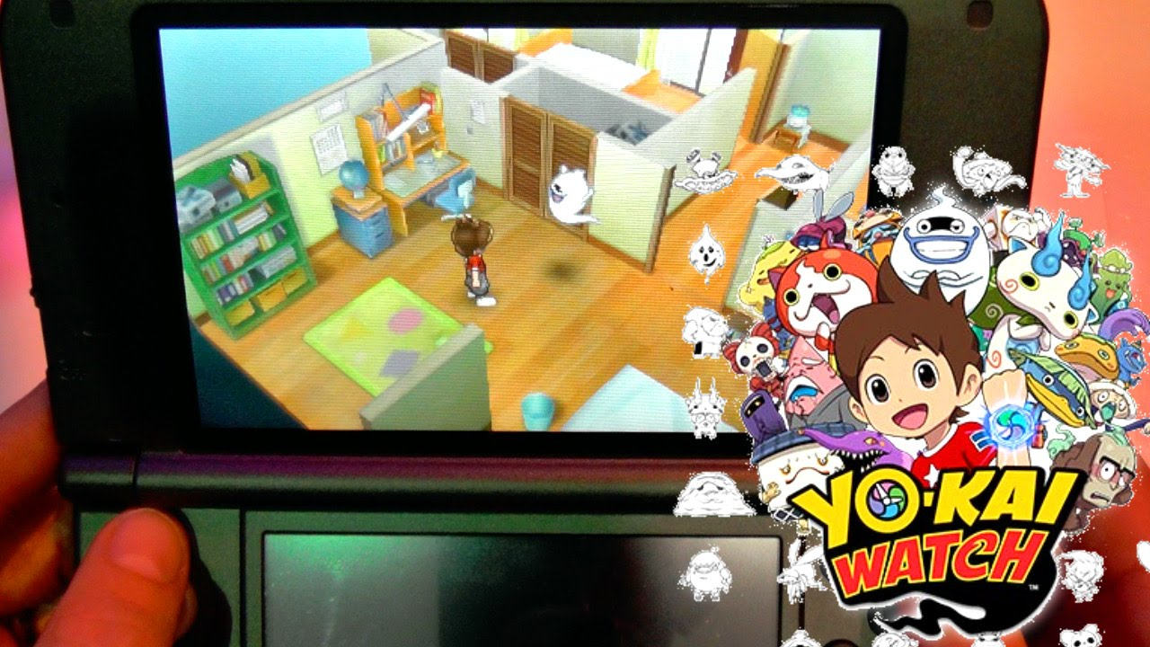 Yo-Kai Watch – Let's Play Hands On