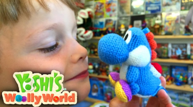 Yoshi Woolly Amiibo – Is It Awesome?