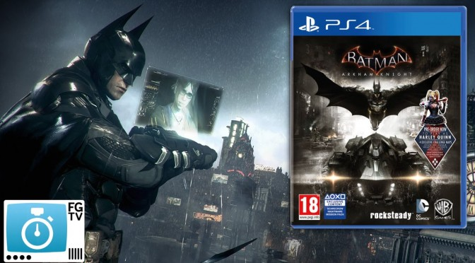 2 Minute Guide: Batman Arkham Knight (PEGI 18+)