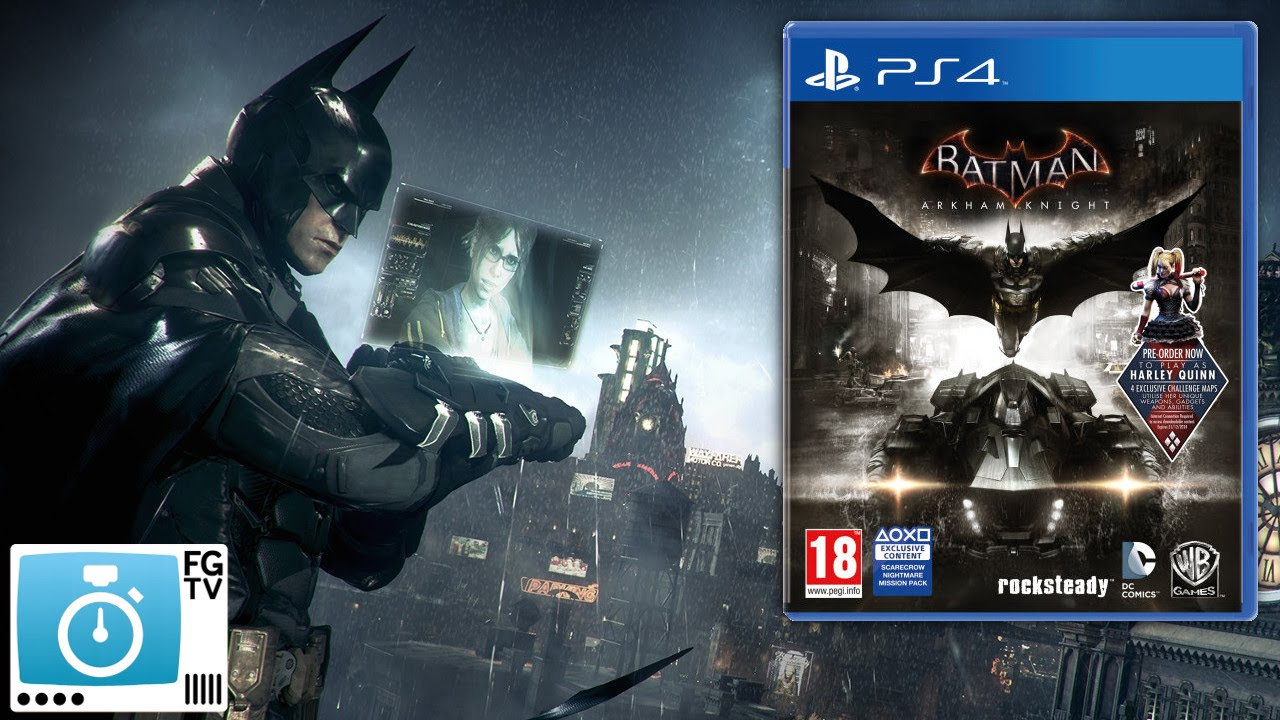 2 Minute Guide: Batman Arkham Knight (PEGI 18+)