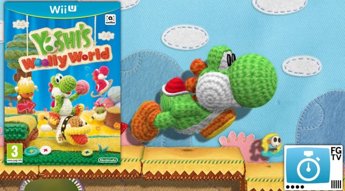 2 Minute Guide: Yoshi's Woolly World (PEGI 3+)