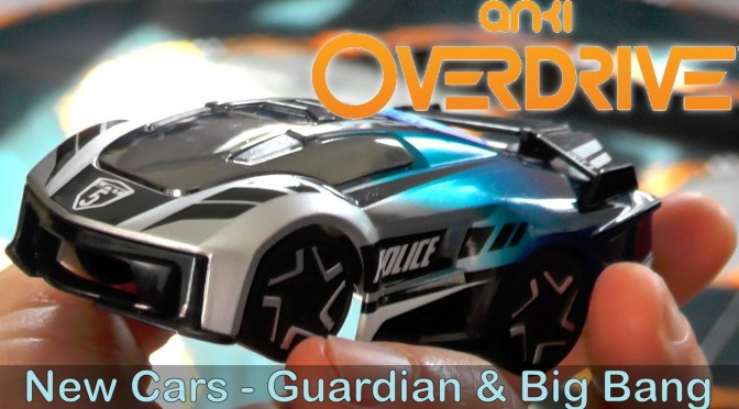 Anki Overdrive – Every Car & Weapon – BigBang, Guardian
