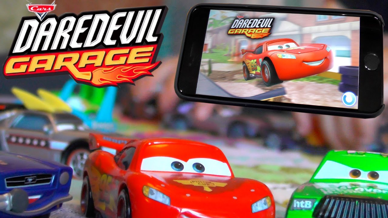 Cars Daredevil Garage – Is Disney's New Toys-To-Life Game Awesome?