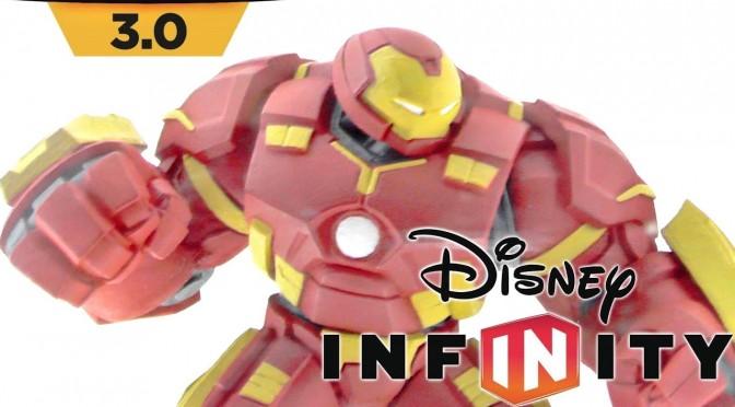 Disney Infinity 3.0 Character Sculpt Tour – Hulkbuster
