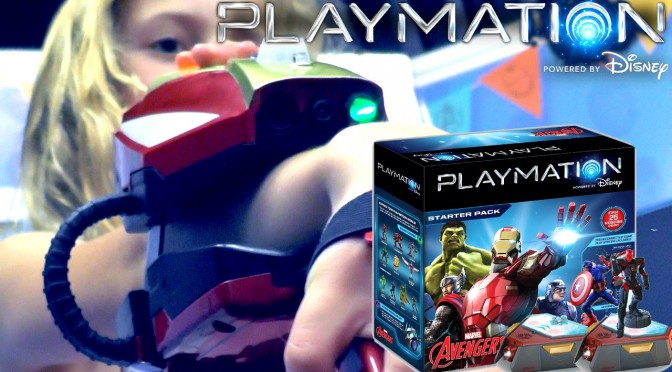 Disney Playmation – Avengers Starter Pack Hands-On Review