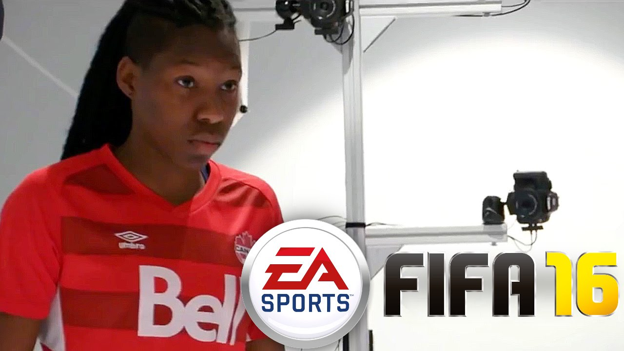 FIFA 16 Game-Play – Women's Stats, No Touch Dribbling, Pass with Purpose