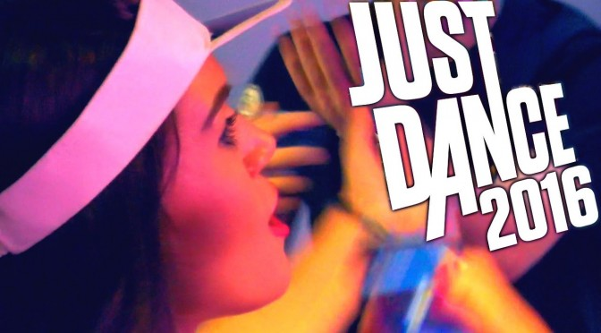 Just Dance 2016 – Pro Dancers Test Smartphone Controller