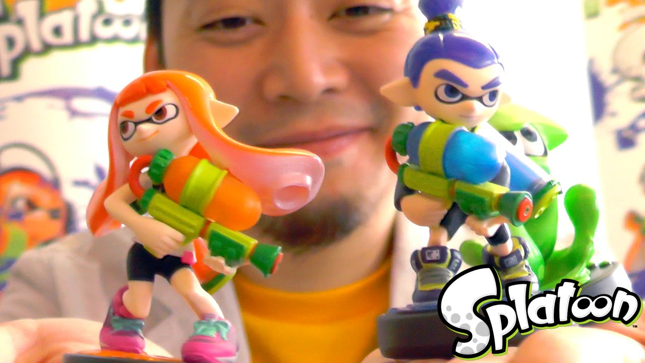 Kids Interview Splatoon Game Director Tsubasa Sakaguchi