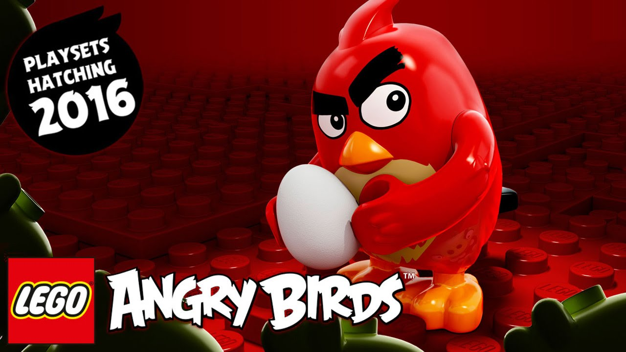 LEGO Angry Birds Sets – 2016 Teaser Details and Analysis