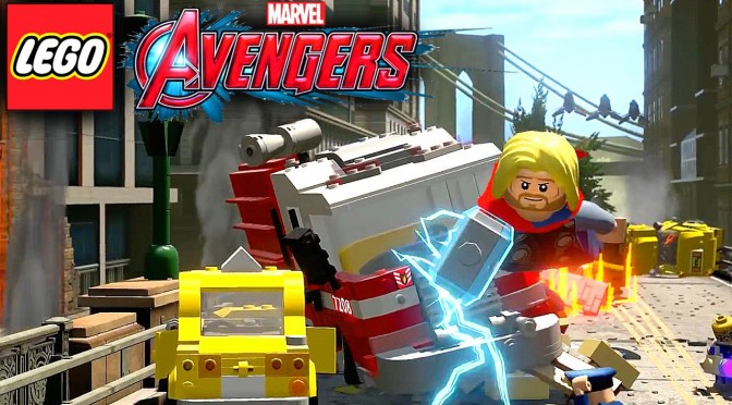 Lego Marvel's Avengers Game-Play & Character Request