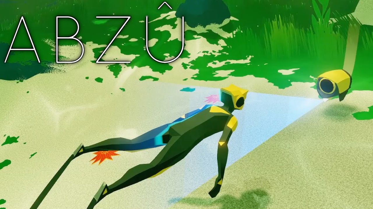Let's Play Abzu – 7 Minutes Game-Play with Creative Director Matt Nava