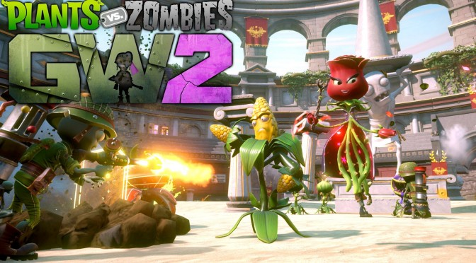 Plants Vs. Zombies Garden Warfare 2 – Game-Play Interview