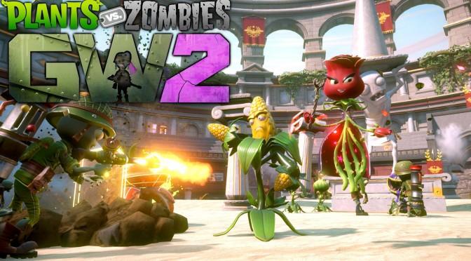 68debe1b1e552 Plants Vs. Zombies Garden Warfare 2 – Game-Play Interview