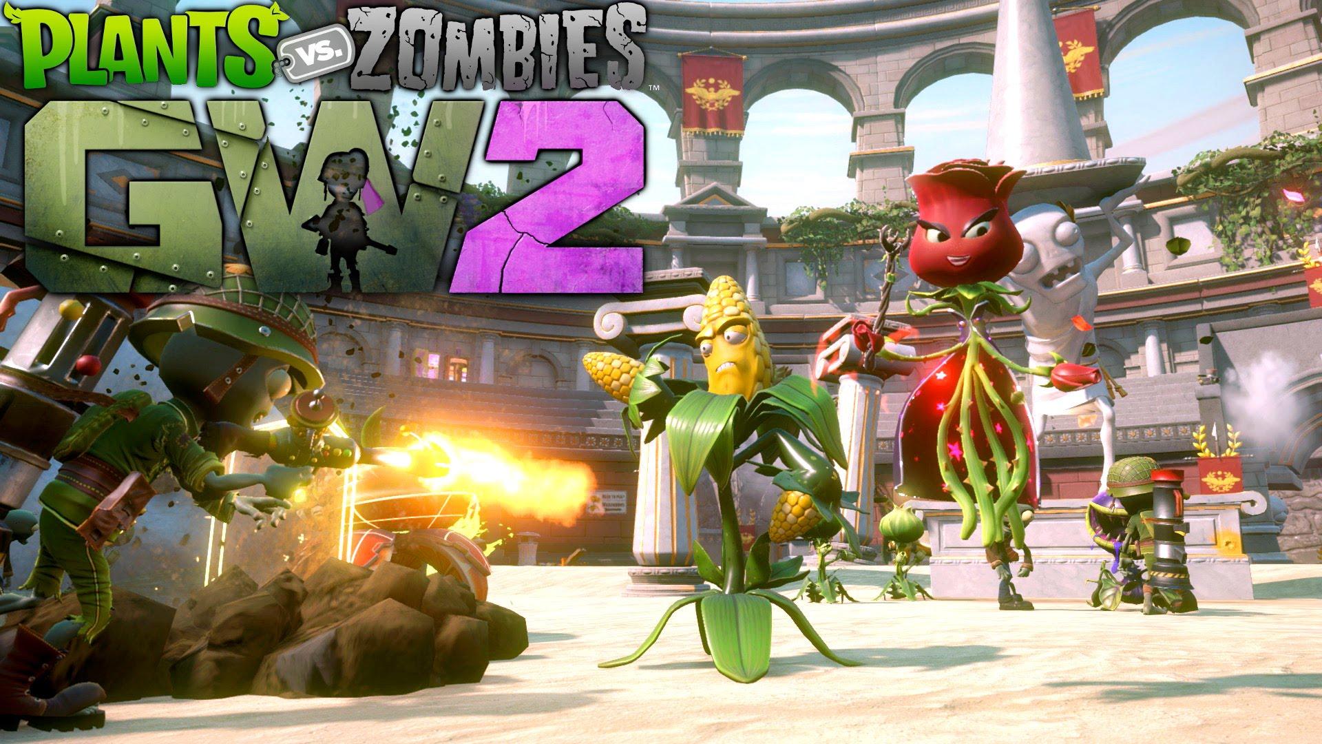 Plants Vs. Zombies Garden Warfare 2 – Game-Play Interview