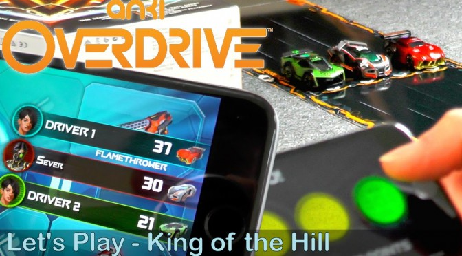 Let's Play Anki Overdrive – King of the Hill
