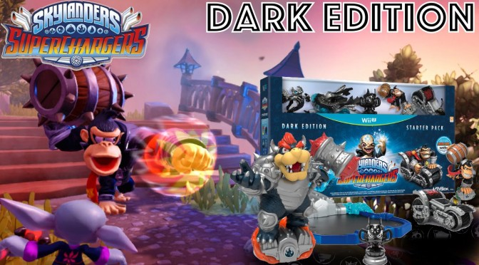 Skylanders Superchargers Dark Edition – Analysis (Xbox One, PS4, Wii U, Wii)