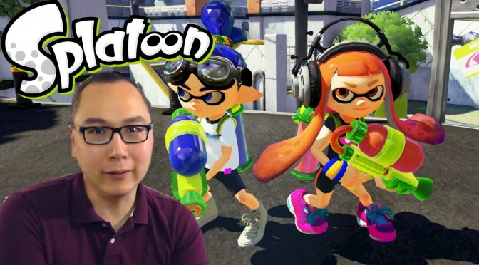 Splatoon Ranked, Splat Zone, Amiibo and New Weapons