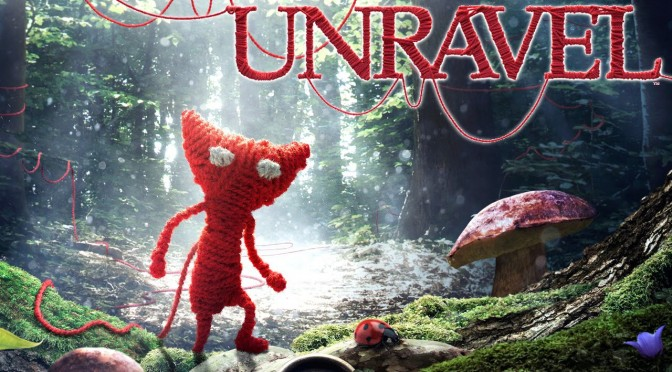 Unravel – Yarny Game-Play & Director Interview