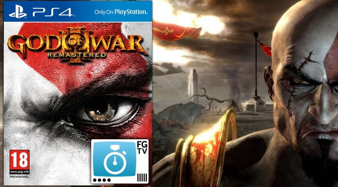 2 Minute Guide: God of War 3 Remastered PS4 (PEGI 18+)