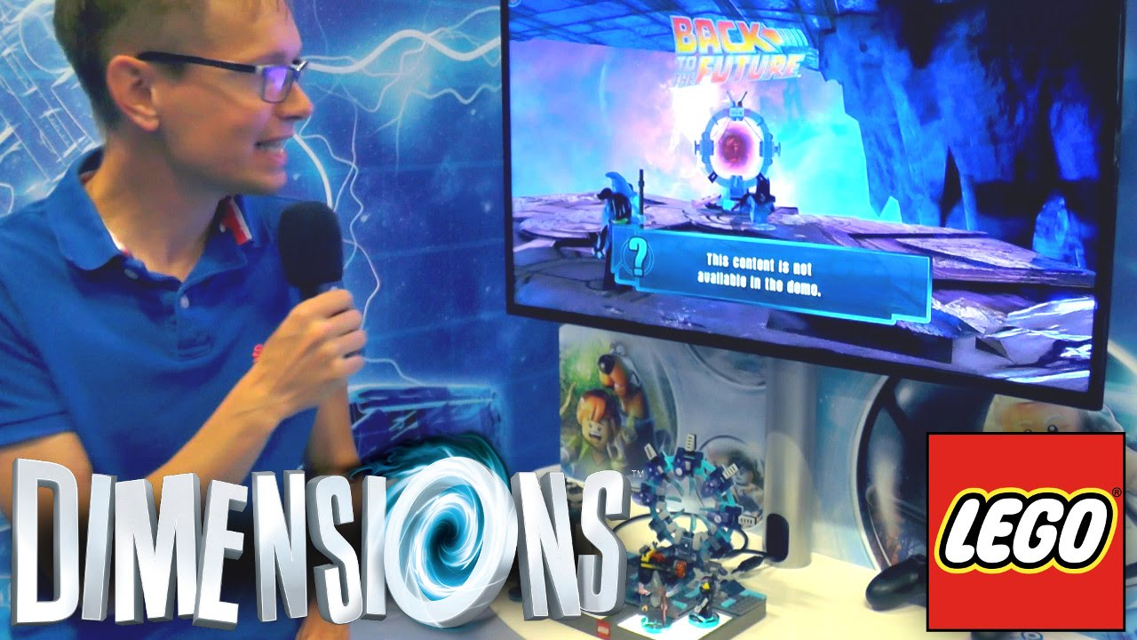 LEGO Dimensions – Adventure Worlds Tour