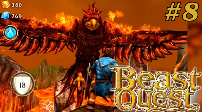 Let's Play Beast Quest Part 7 – Epos Battle Royale
