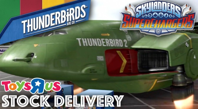 Toys R Us Stock Tracking – Skylanders Superchargers & Thunderbirds Tracy Island