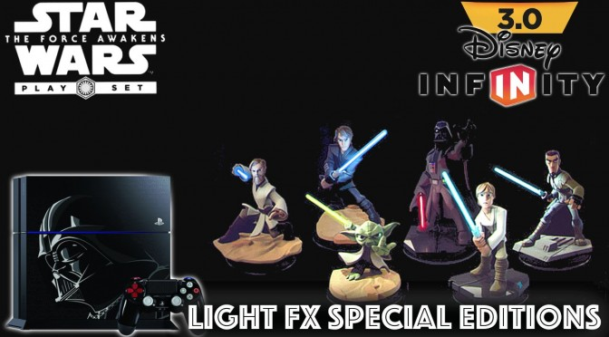 "Disney Infinity The Force Awakens Game-Play, ""Light FX"", Good Dinosaur, Zootopia"