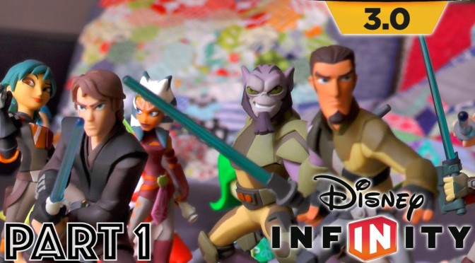 Disney Infinity 3.0 – Part 1 Unboxing