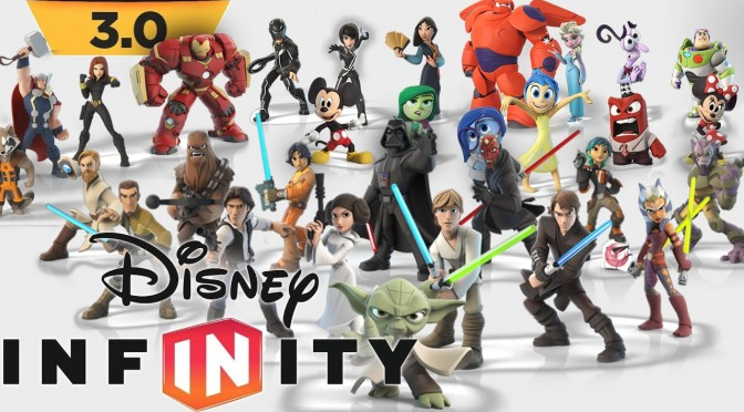 Every Disney Infinity 3.0 Character Trailer & Figure
