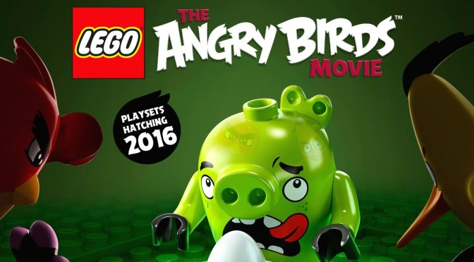 LEGO Angry Birds Playsets – Pigs Minifigures Revealed