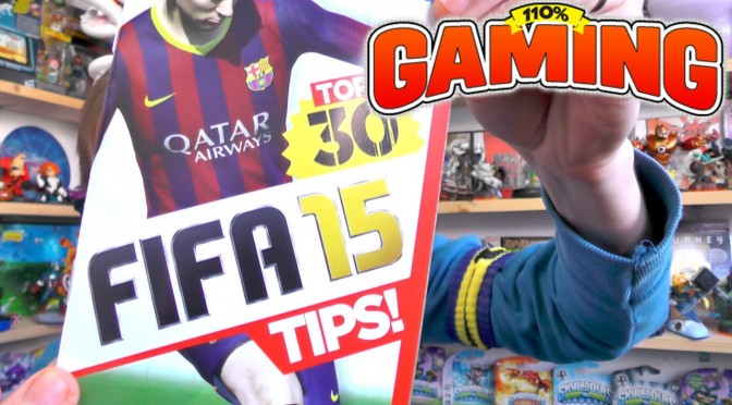 110% Gaming Issue 6 (/w FIFA Tips) Opening and Review