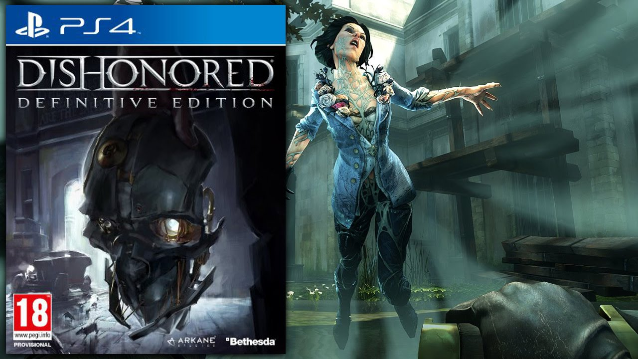 2 Minute Guide: Dishonored Definitive Edition (PEGI 18+)