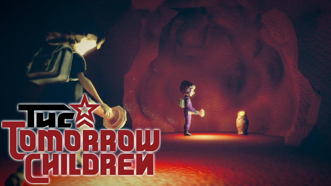 "Adult Minecraft? Meet ""The Tomorrow Children"" PS4 with Q-Games CEO"