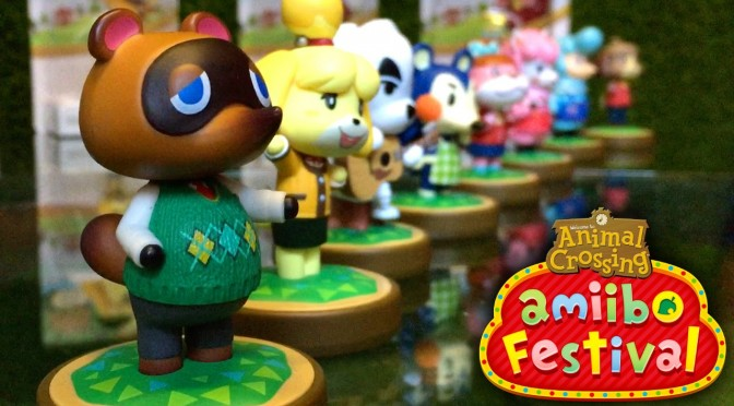 Amiibo Festival – Every amiibo, Mini-Games, Board Month