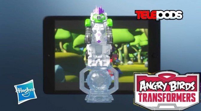 Angry Birds Transformers Game Play Trailer