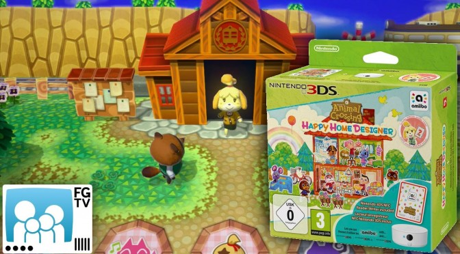 Animal Crossing Happy Home Designer (PEGI 3+)