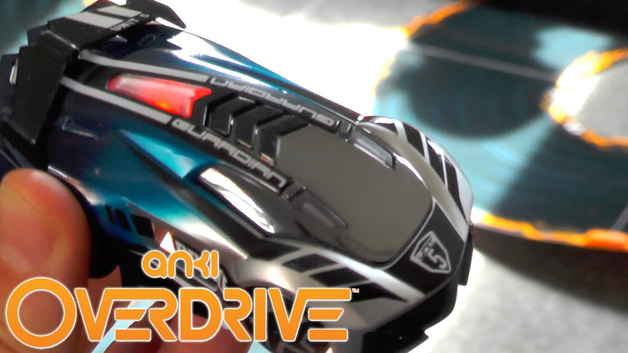 Anki Overdrive – Founder Talks Robot Cars, Starter Packs & Expansions