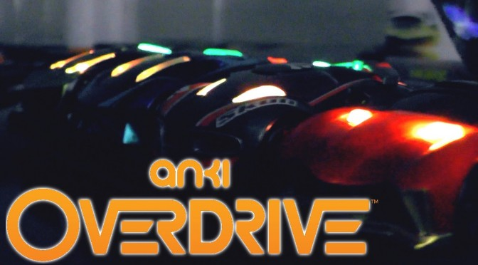 Anki Overdrive – HD Game Footage Announcement Trailer