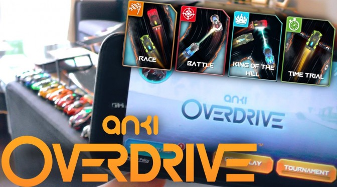 Anki Overdrive Review – New App, Cars, Track [Day 0]