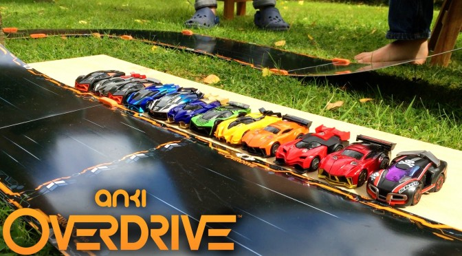 Anki Overdrive – Track Tips: Day, Night, Wet and Garden Tracks [Day 1]