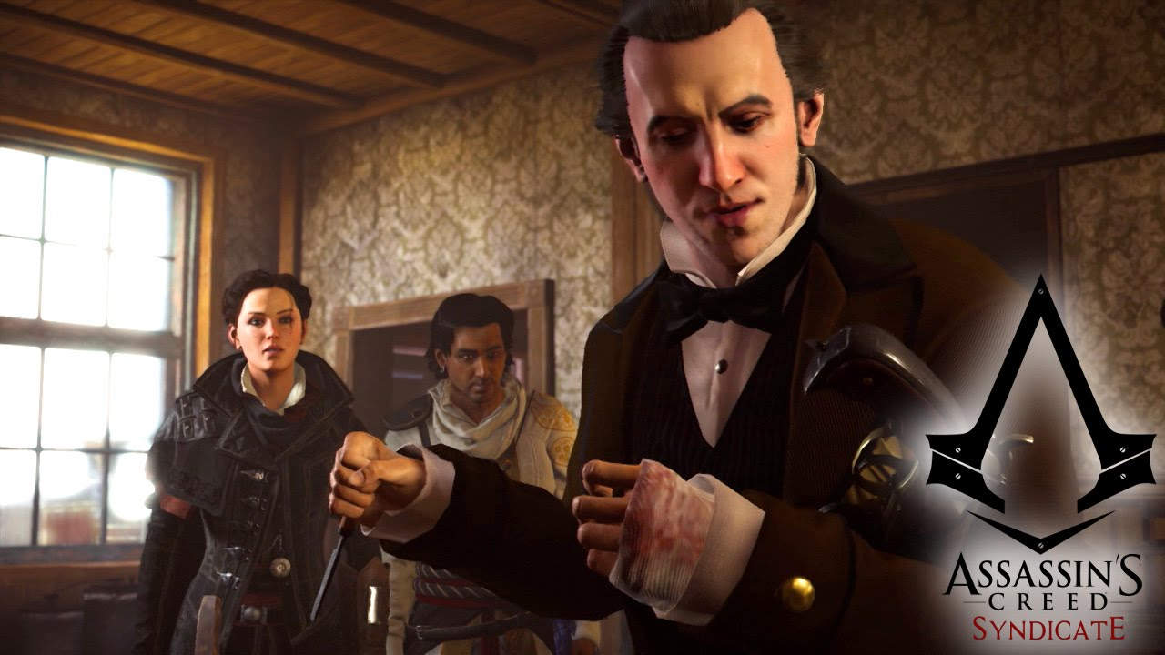 Assassin's Creed Syndicate PS4 Hands-On Game-Play