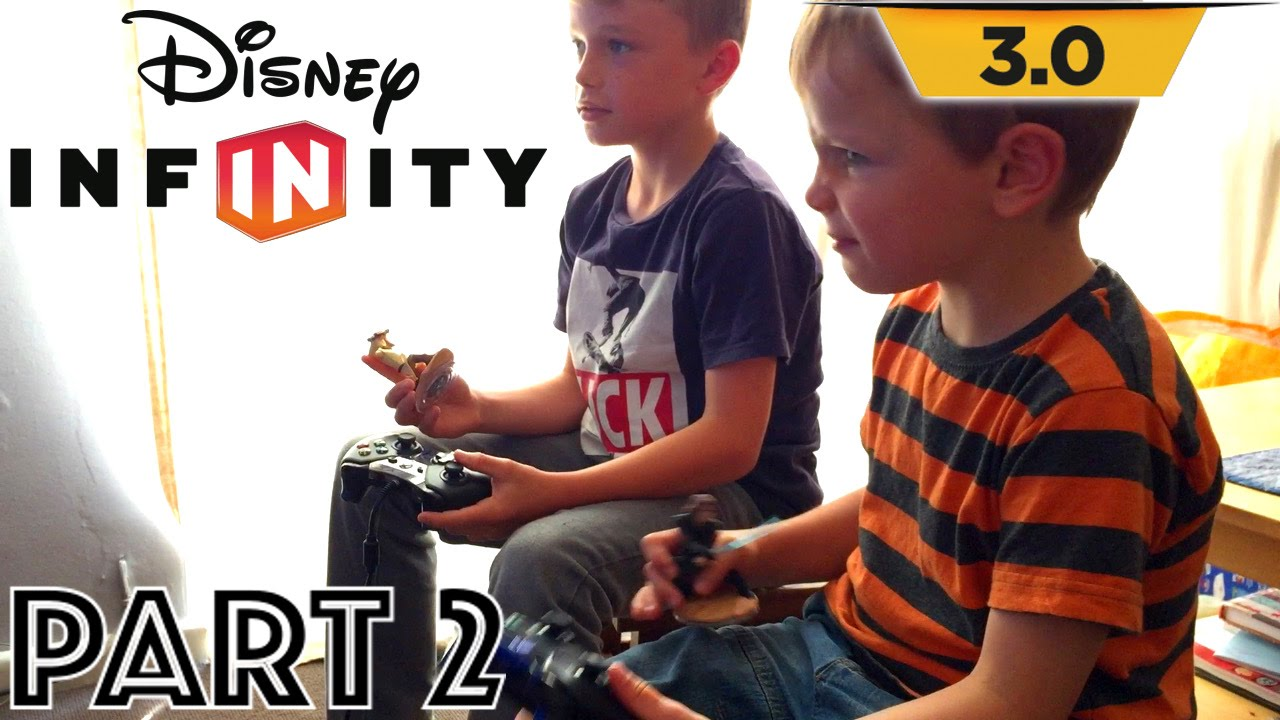 Disney Infinity 3.0 – Part 2 Twilight of the Republic Playset Begins