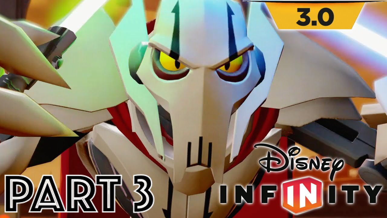 Disney Infinity 3.0 – Part 3 – Space Dog Fights in Twilight of the Republic