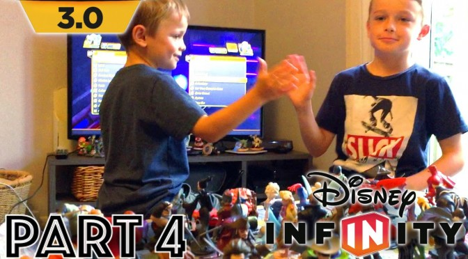 Disney Infinity 3.0 – Part 4 – Darth Bane Chase