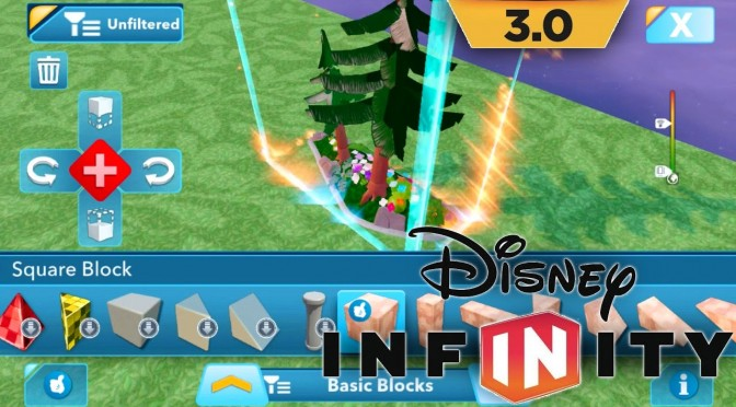 Disney Infinity 3.0 Toy Box iOS Game-Play, Play-Sets & MFi Controllers