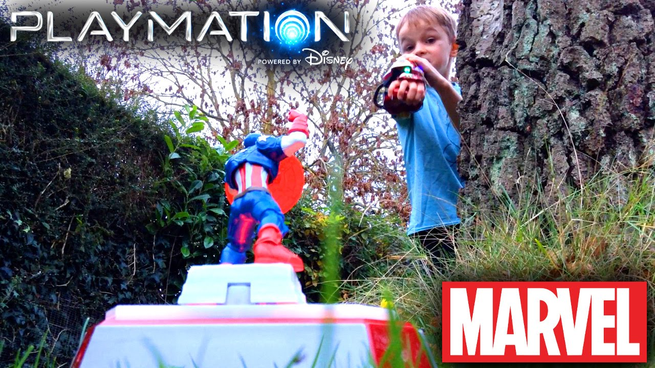 Disney PlayMation Marvel Review – Garden, Night, Day Tested