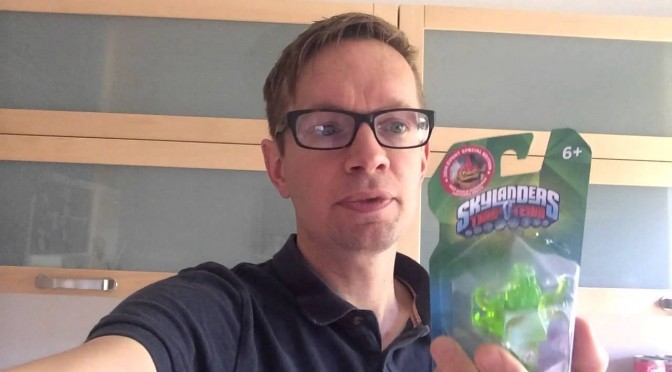 E3 Show Floor Skylanders Trap Team And Disney Infinity Marvel Loot